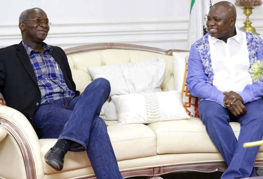 Ambode Hires Fashola's Aide To Handle Re-Election Crisis