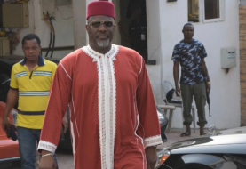 Six Bags Of Signatures Submitted To INEC For Recall Of Senator Dino Melaye