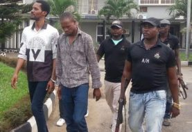 "Seun Egbegbe ""Forgotten"" After Over 250days In Ikoyi Prison"