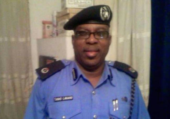 Inside Details Of  How Police Commissioner Taiwo Lakanu Built A Church In Imo State