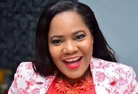 """Huge Acceptance As Trailer Of  Toyin Abraham's """"Ghost And The Tout"""" Gets Over 400,000 Views Within 48hrs"""