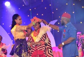Outstanding Performance By Phyno, Spectacular Show From Bovi, Ebuka And Other Exciting Details, Plus Faces At The Event That Shaped End Of The Year Celebrations In The East, Face Of Okija 2016 Pageant