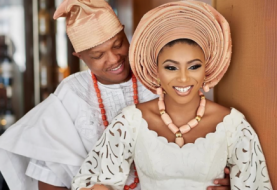 Fashion Photos From Buzz Creating Stephanie Coker, Olumide Aderinokun's Traditional Wedding