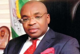 """""""Where Is Our Money?"""" Akwa Ibom Indigenes Demand From Gov Udom Emmanuel In Face Of Massive Corruption Allegation"""