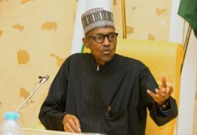 All What Buhari Said After 104days Treatment Abroad