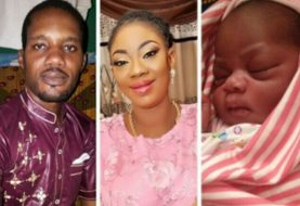 Girlfriend, Nike Delivers Baby Girl As Seun Egbegbe Languishes In Prison
