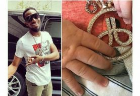 Dbanj Now A Father As Wife, Didi Delivers Baby Boy