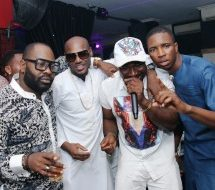 Faces At King Of Night Clubs, 'Frank Papas' Okamigbo's 2 In 1 Birthday