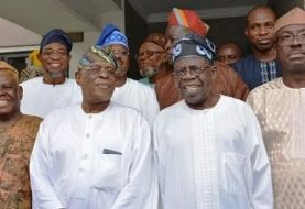 Observers Wonder If War Is Truly Over As Gov Ibikunle Amosun Is Absent As Aremo Segun Osoba Officially Returns To APC Outside Ogun State