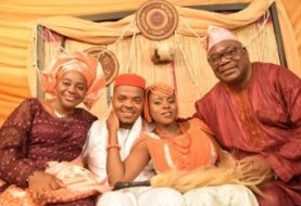 Media Measurement Expert, Philip Odiakose Weds Hearthrob, Lyma