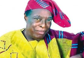 From Sept 5-8…Here Are Details Of Pa Adebayo Faleti's Burial Rites