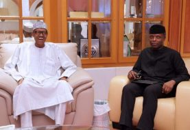 "All The Details As PDP Says Acting VP Osinbajo ""Not In Charge"""