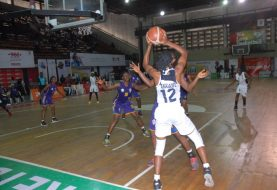 First DeepWater Beats Favourites Dolphins To Set Final Meet With First Bank In Zenith B'Ball League