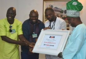 """The Awards Will Be Excellent"" Gov Amosun Declares As BON Returns To Ogun"