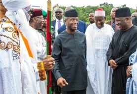 All The Inside Gists As VP Osinbajo Commissions BUA Group's $1billion Ultra-modern Cement Factory