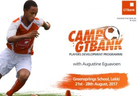 All You Need To Know About GTBank's Football Development Drive