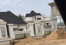 Kogi Gov Bello Erects NMulti-million Mansion In Okene