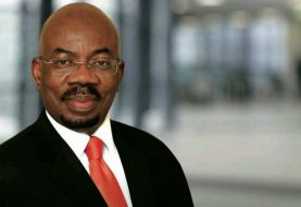 For Impacting Hugely On Enterprise & Human Capital Dev, Jim Ovia Recognised In America As Africa's Business Leader!