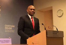 """""""The Greatest Challenge Facing Africa When It Comes To Attracting Investment"""" Tony Elumelu"""