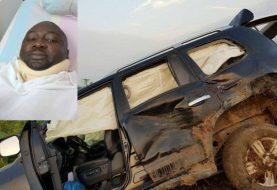 Oyo Guber Aspirant & CBN Topshot, Bayo Adelabu In Highway Accident, Hospitalised!