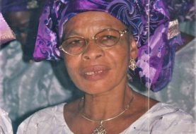 PR Man, Charles Igbinidu's Mother Grace For Burial Dec 2