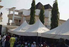 """Gov Bello's """"Jaw Dropping Mega Money Mansion"""" Becomes """"Tourist Site"""" As Kogi Workers Battle Unpaid Salaries"""