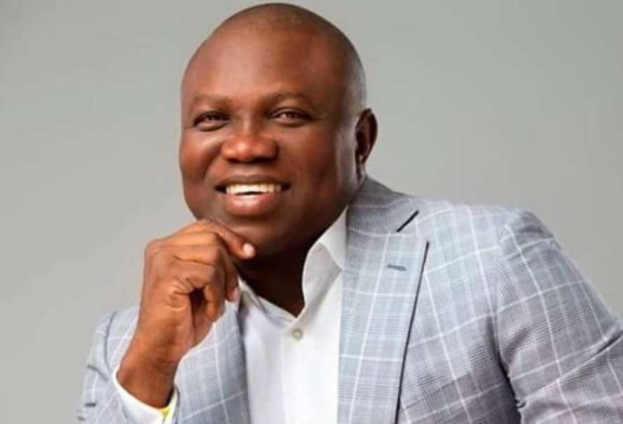 "Details As Ambode Vows To Campaign ""Heavily"" For Buhari & Sanwo-Olu"