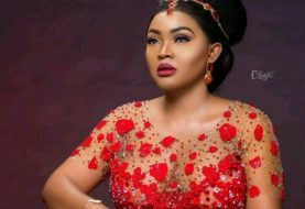 """Why Mercy Aigbe Opted Not To Speak On """"Bride Dress For 40th Photoshoot"""" Scandal"""