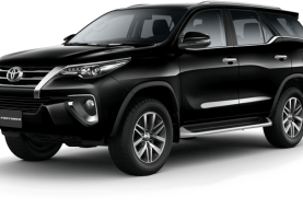 It's  N475million Tinted Toyota Fortuner Jeeps  For Ogun Commissioners Ahead Gov Amosun's 60th Birthday