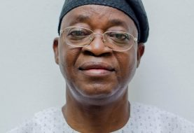 Details As Insiders Disclose Aregbesola's Handpicked Successor Is Tinubu's Brother Not Cousin!