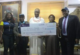 Royal Commendation For Skye Bank As Defence Corps Officer Emerges Millionaire In Ongoing Promo