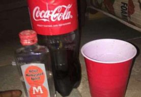 Young People Go Over Board Using Methylated Spirit And Coke To Get High!