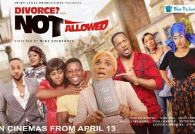 Divorce Not Allowed! Mike Ezuruonye's Movie Tells Why Marriages Should Be Fought Through A Very Hilarious Comedy Drama