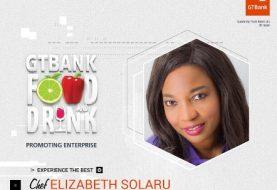 Good news! Elizabeth Solaru To Attend 2018 GTbank Food & Fair Drink Fair, Facilitate Masterclass On Making Great Wedding Cakes