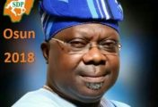 Omisore's Campaign Poster As SDP Guber Aspirant Out!