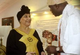 All The Details As Ooni Visits Brazil With 120man Entourage!