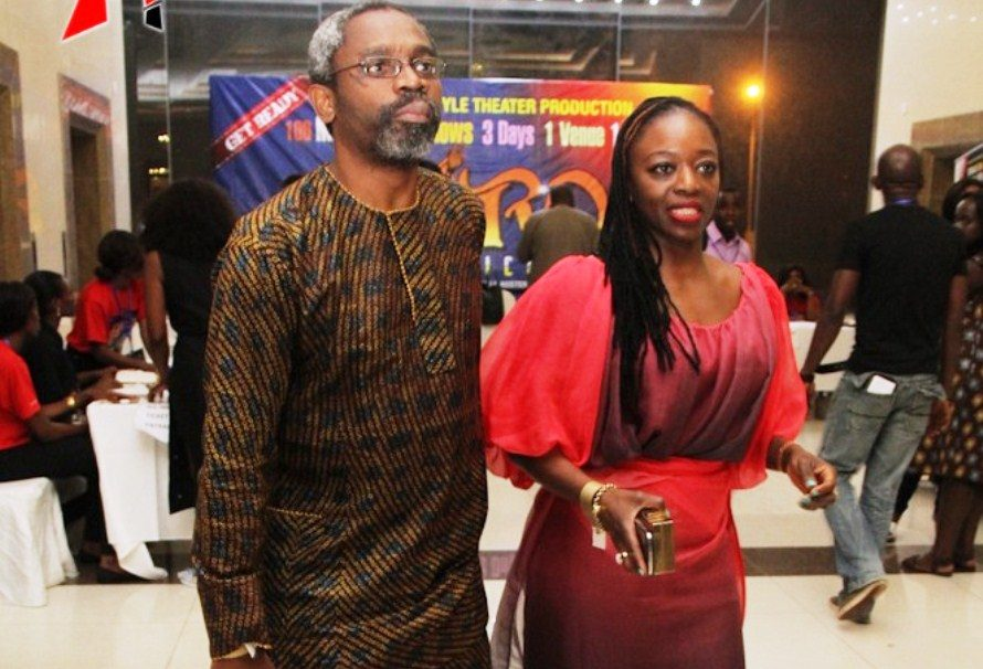 Federal Lawmaker Femi Gbajabiamila Gifts Wife Brand New G- Wagon