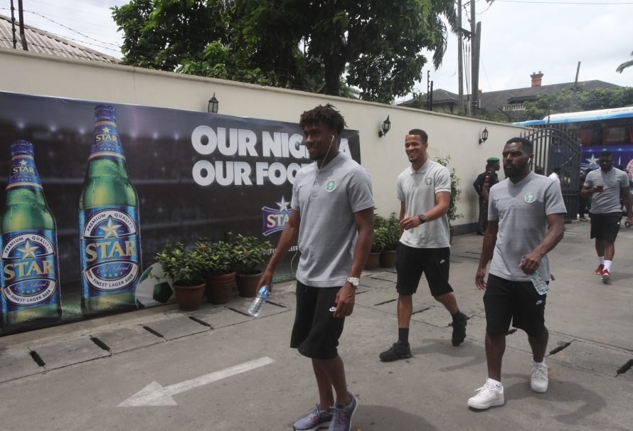 Nigeria Football Reaps Bountifully As Star Lager Continues To Provide Massive Support