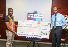 All The Details As Story Written 10yrs Ago Wins GTBank's Dusty Manuscript Contest