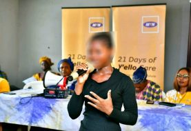 Drug Abuse Survivor Recounts Gripping Tales Of Growing Up At MTN Youth Empowerment Programme
