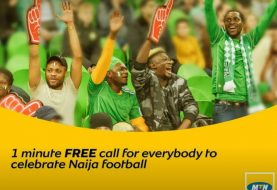 MTN Doles Out Free Calls To Subscribers To Celebrate Super Eagles Victory Over Iceland