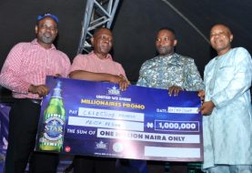Additional 44 Millionaires Emerge In Historic Star Lager Promo