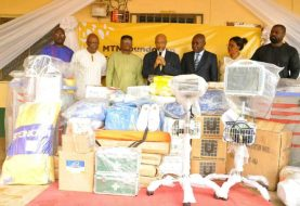 Unspeakable Joy As Anambra Residents, Teaching Hospital Get Medical Equipment From MTN