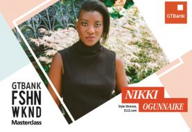 "Join Style Director, Nikki Ogunnaike as she discusses ""Diversity in Fashion"" during her Masterclass at the 2018 GTBank Fashion Weekend"