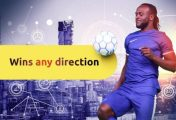 Binomo Features Victor Moses In New TV Ad