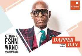 The Legendary Designer & Style Pioneer, Dapper Dan Will Be At the GTBank Fashion Weekend
