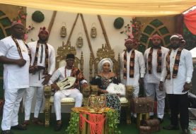 Faces From Wedding To Remember Staged By Club Papas Boss Frank Okamigbo