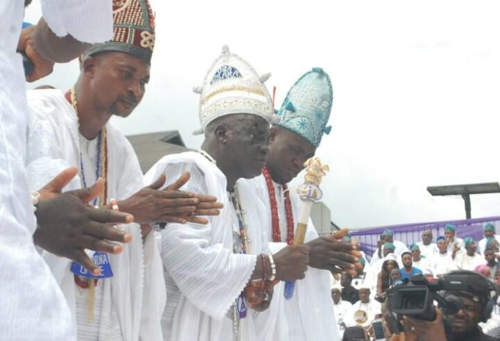 Splendour In Ile-Ife As MTN Sponsors Annual Festival