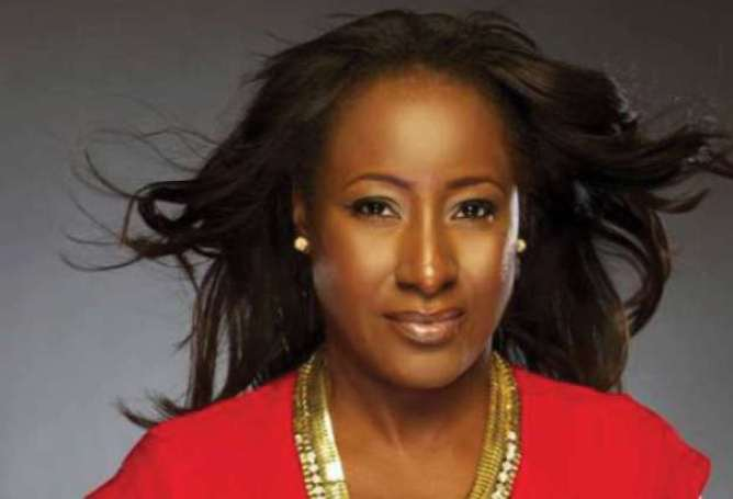 "Iretiola Doyle Speaks About Unusual Look For The ""I Am DStv Campaign"" And What It Means To Her"