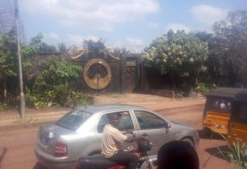 All The Details As Weeds Take Over Famous Boxer Henry Akinwande's Wonder Lagos Home